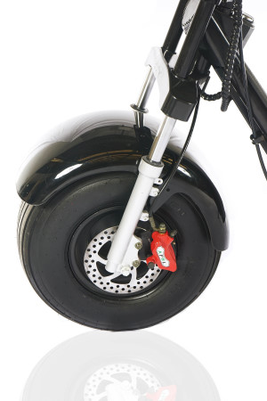 Scooter HR4 - Freio