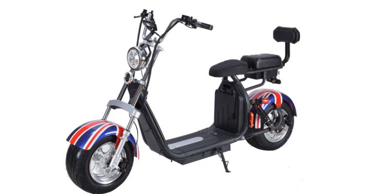 Triciclo Cargo