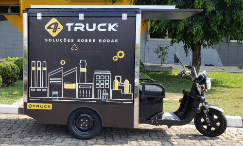 Triciclo Food Truck