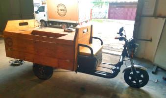 Scooter customizada