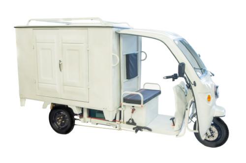 Triciclo Super Cargo Cabinado